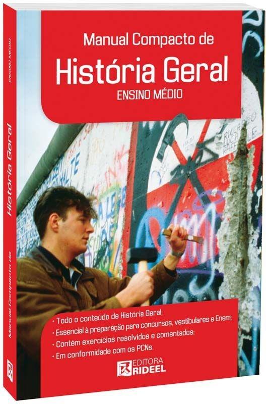 Imagem - Manual Compacto de História Geral - Ensino Médio cód: 9788533917101