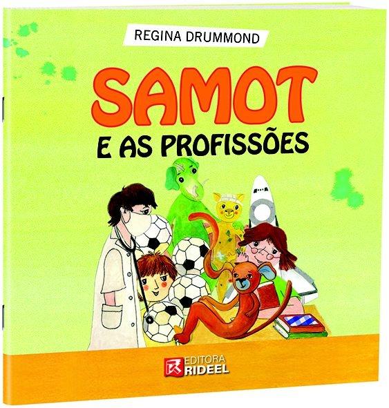 Imagem - Samot - Samot e as Profissões cód: 9788533919952
