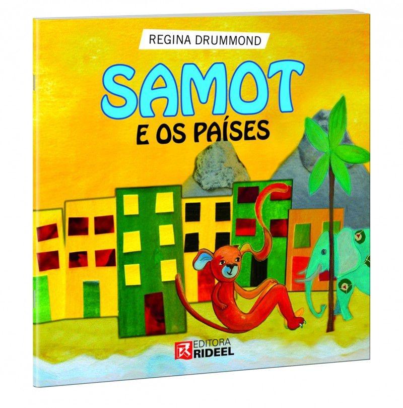Imagem - Samot - Samot e os Países cód: 9788533919938