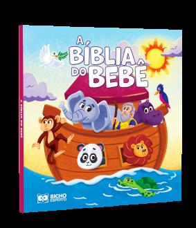 Imagem - A Bíblia do Bebê cód: 9786557381106