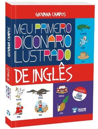 Imagem - Meu Primeiro Dicionário Ilustrado de Inglês  - 9788533913172