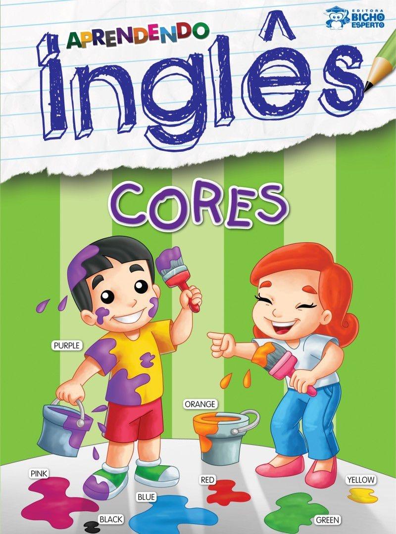 Imagem - Aprendendo Inglês - Cores - 9788533928824