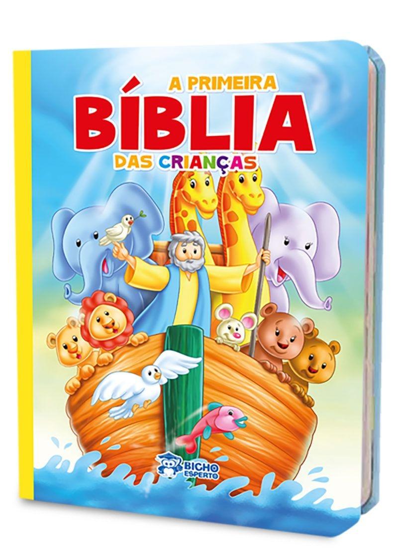 Imagem - A Primeira Bíblia das Crianças - 9788533932814