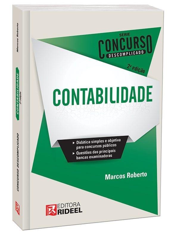 Imagem - Concurso Descomplicado - Contabilidade cód: 9788533932531