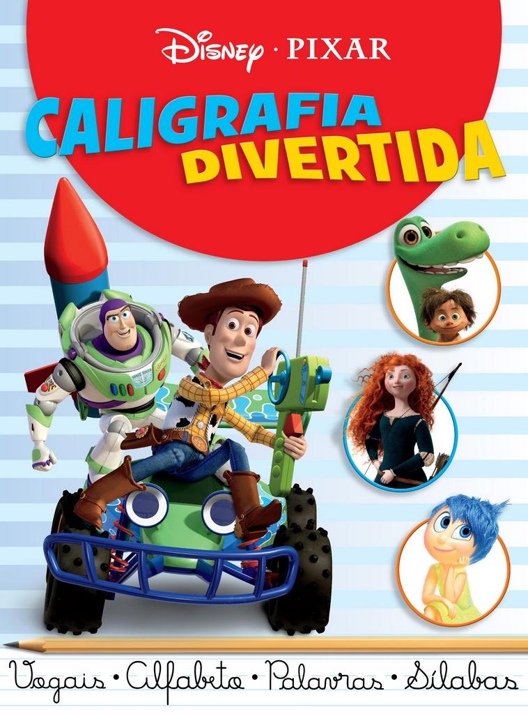 Imagem - Disney Caligrafia Divertida - Edição Especial  cód: 9788533937079