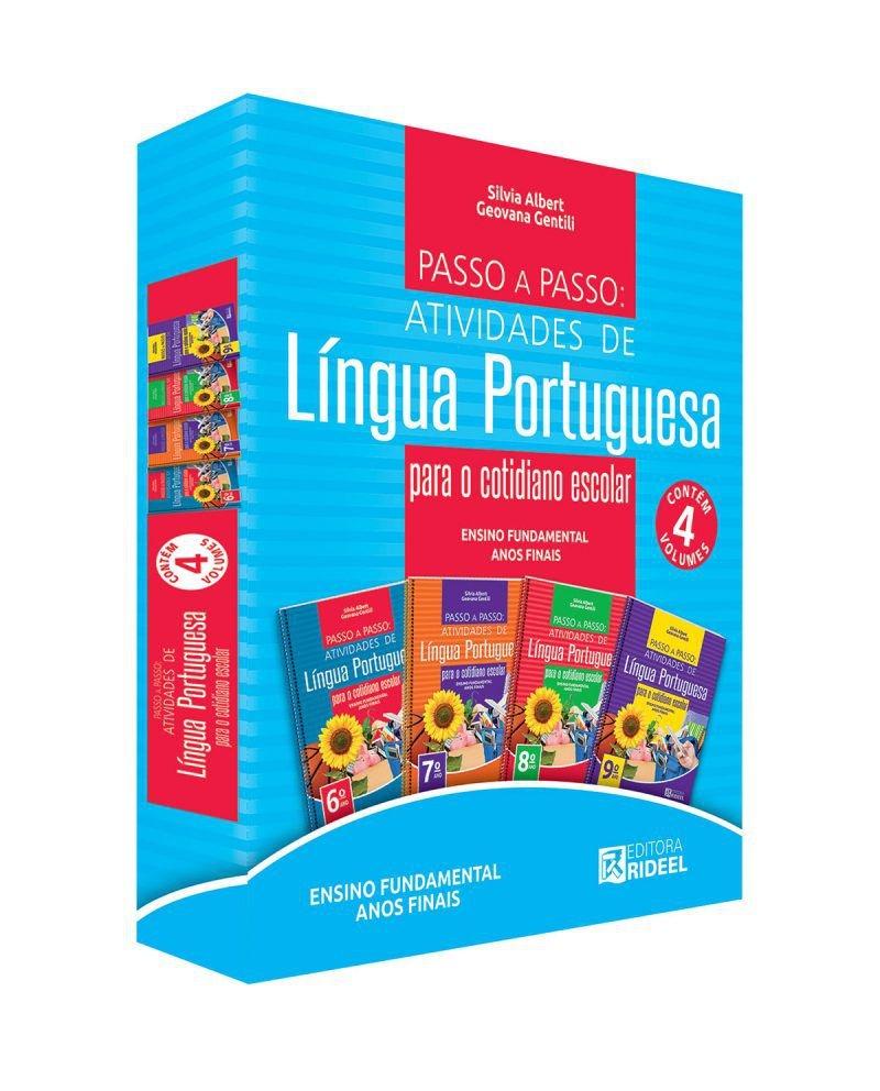 Imagem - Coleção Passo a Passo - Atividades de Português cód: 9788533951013