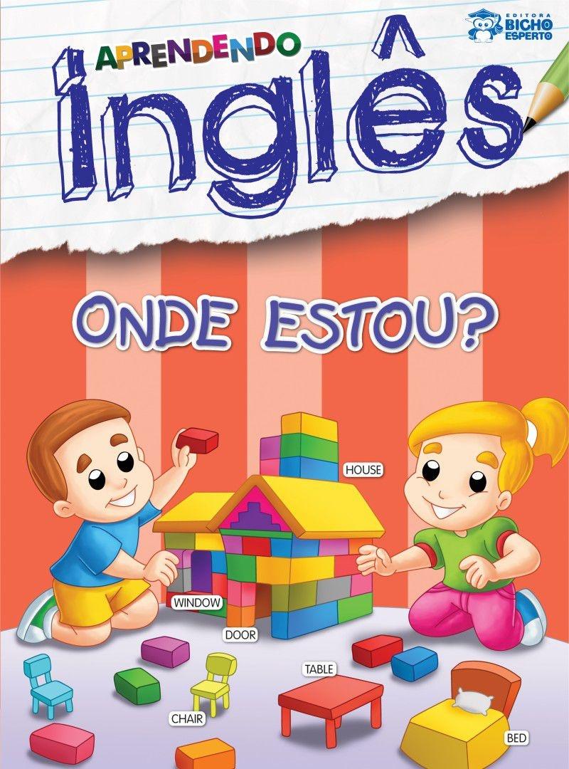 Imagem - Aprendendo Inglês - Onde estou? - 9788533928794
