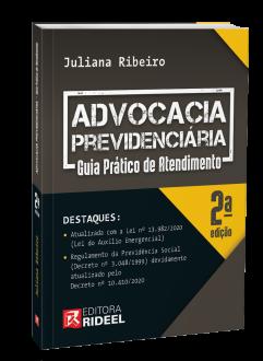 Imagem - Advocacia Previdenciária - Guia Prático de Atendimento 2ª edição - 9786557380680