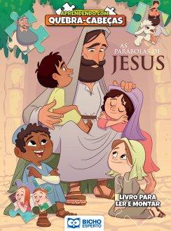 Imagem - Aprendendo com Quebra-Cabeça - Parábolas de Jesus cód: 9786557380000