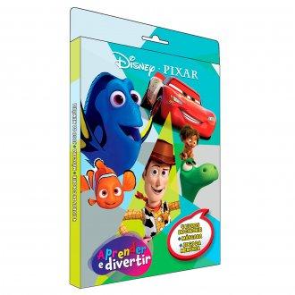 Imagem - Aprender e Divertir Disney - Pixar - 9788533957688