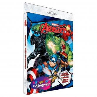 Imagem - Aprender e Divertir Marvel - Vingadores - 9788533957732