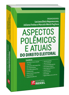 Imagem - Aspectos polêmicos e atuais do Direito Eleitoral - 1ª edição cód: 9786557382066