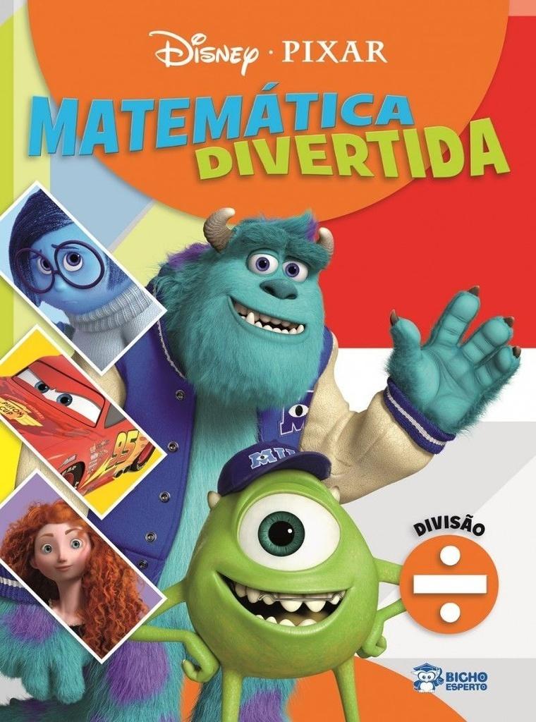 Imagem - Matemática Divertida - Divisão  cód: 9788533936393