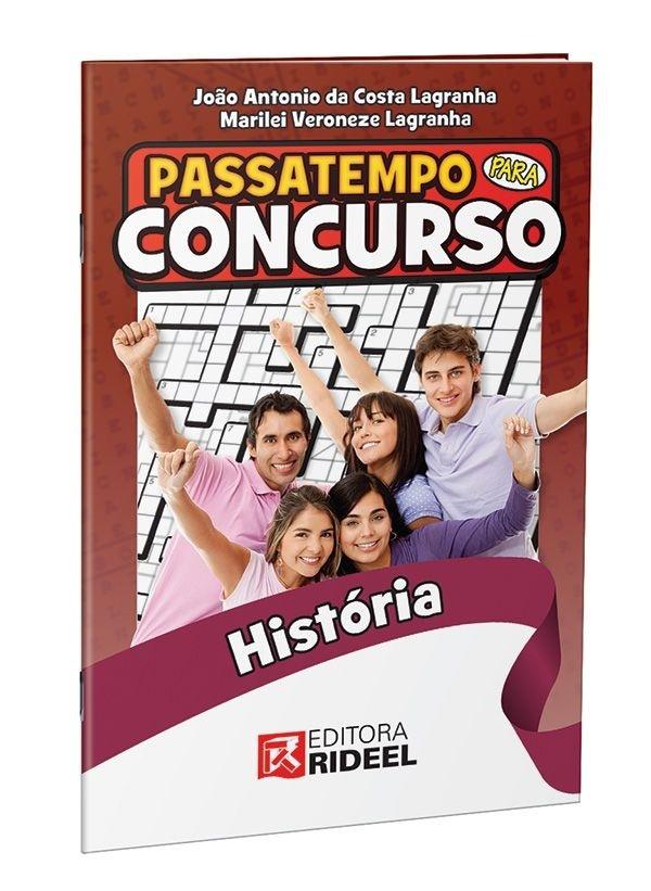 Imagem - Passatempo para Concurso - Historia - 1ª ediçao cód: 9788533941007
