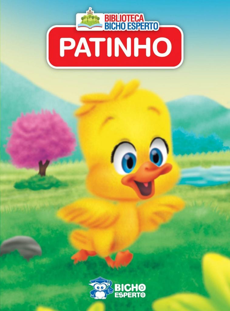 Imagem - Mini Livro de Animais - Patinho - 9788533943063