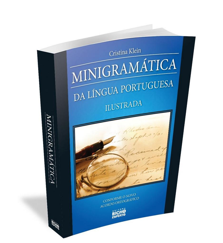 Imagem - Minigramática Ilustrada - Língua Portuguesa - 9788533933446