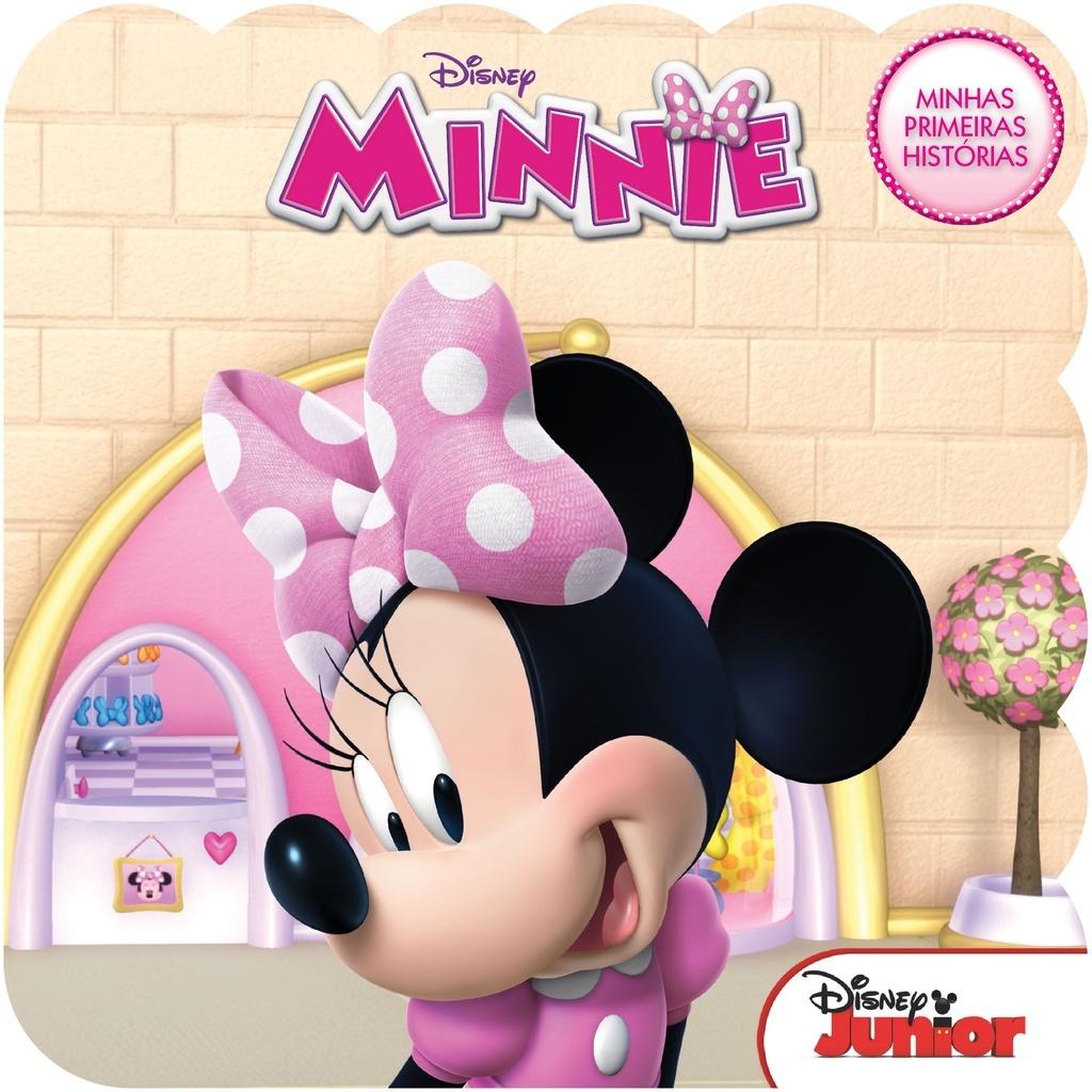 Imagem - Minhas Primeiras Histórias Disney - Minnie - 9788533939516