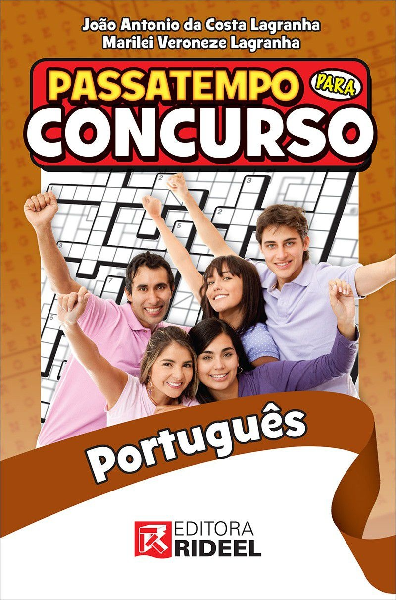 Imagem - Passatempo para Concurso - Português cód: 9788533937932