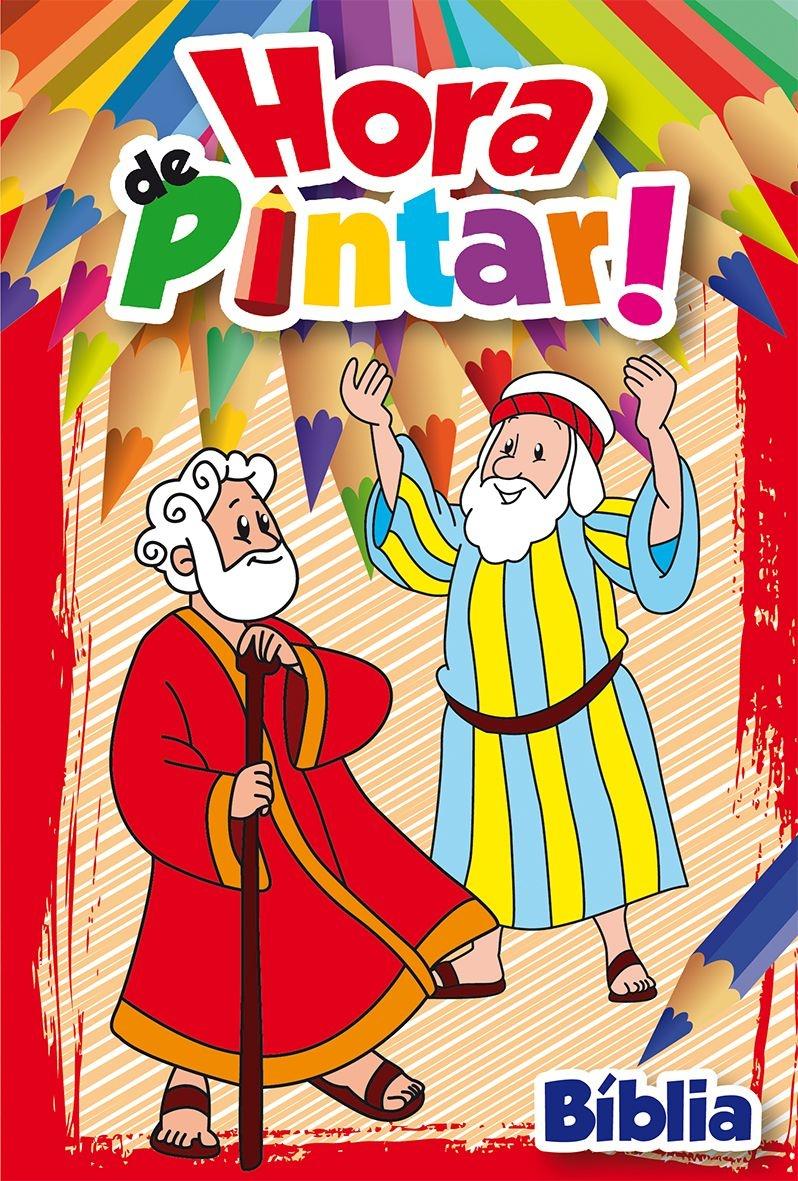 Imagem - Hora de Pintar - Personagens da Bíblia - 9788533932388