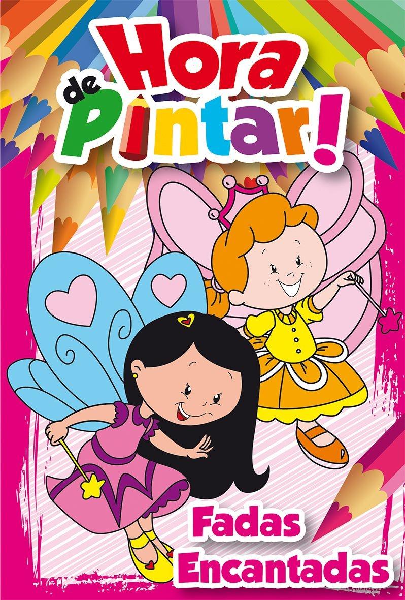 Imagem - Hora de Pintar - Fadas Encantadas cód: 9788533932418