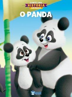 Imagem - Conte Uma História Animais - O Panda cód: 9786557380628