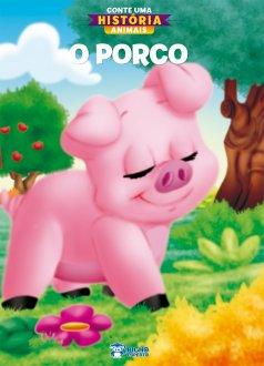 Imagem - Conte Uma História Animais - O Porco - 9786557380598