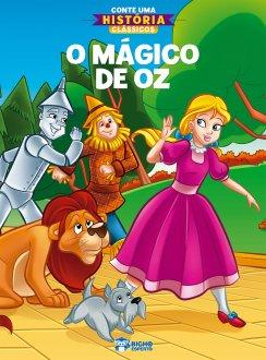 Imagem - Conte Uma História Clássicos - O Mágico de Oz - 9786557380567
