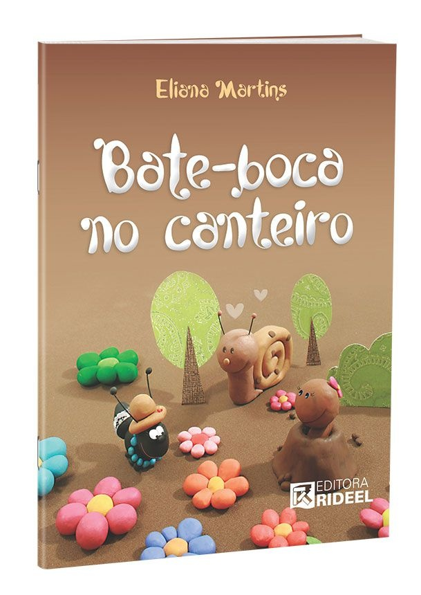 Imagem - Bate Boca no Canteiro cód: 9788533931169