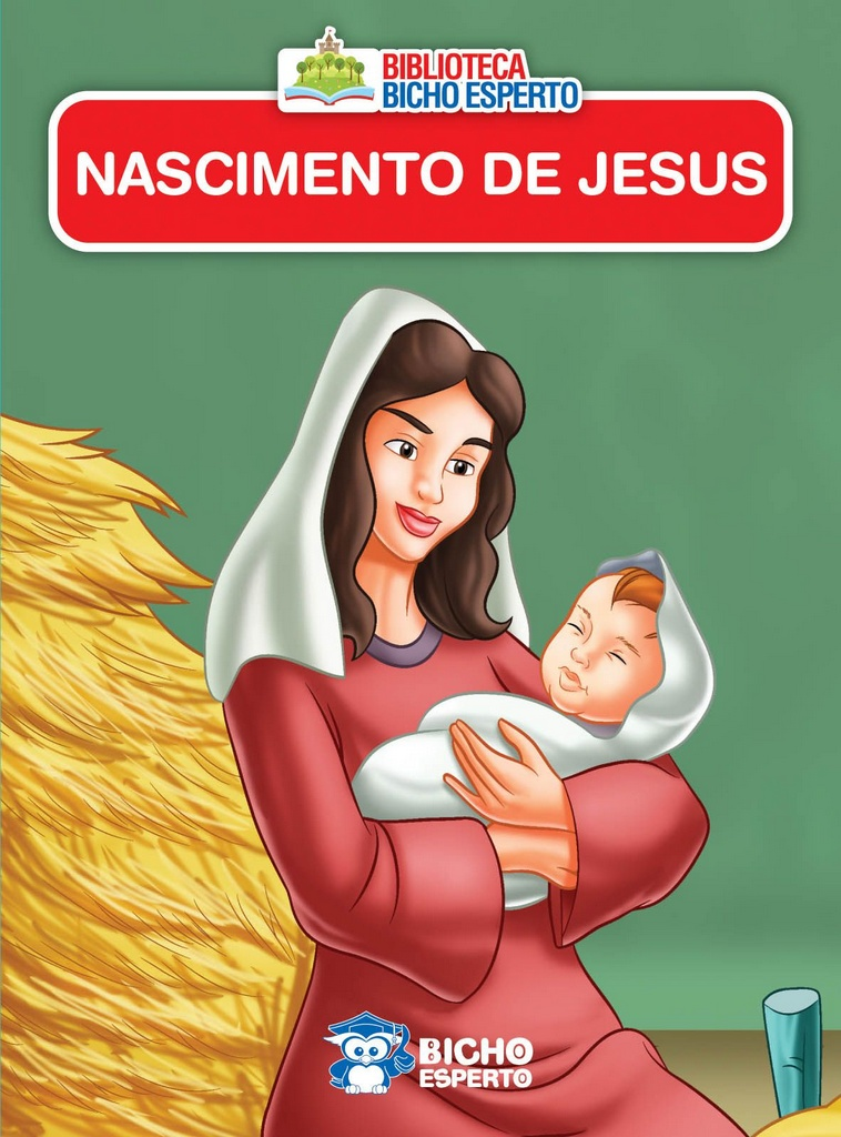 Imagem - Biblioteca Bíblica - O Nascimento de Jesus cód: 9788533943209