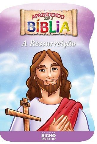 Imagem - Aprendendo com a Bíblia - A Ressurreição de Jesus - 9788533922204