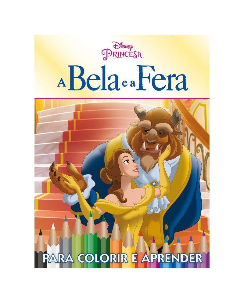 Imagem - Disney Kit 5 em 1 com DVD - A Bela e a Fera cód: 9788533950023