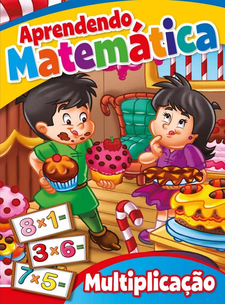 Imagem - Aprendendo Matemática Multiplicação cód: 9788533928879