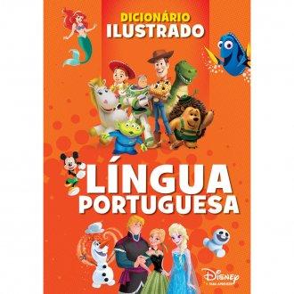 Imagem - Dicionário Ilustrado de Português da Disney cód: 9788533952713