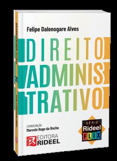 Imagem - Direito Administrativo - Série Rideel Flix - 1ª edição cód: 9786557381847