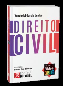 Imagem - Direito Civil - Série Rideel Flix - 1ª edição cód: 9786557381854