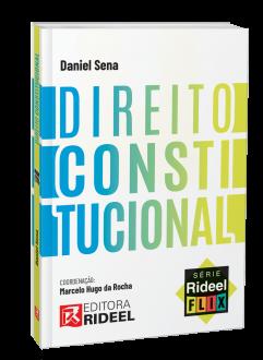 Imagem - Direito Constitucional - Série Rideel Flix - 1ª edição cód: 9786557381861
