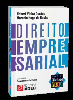 Imagem - Direito Empresarial - Série Rideel Flix - 1ª edição cód: 9786557381878