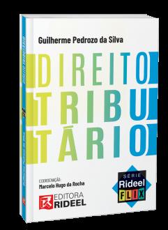 Imagem - Direito Tributário - Série Rideel Flix - 1ª edição cód: 9786557381939