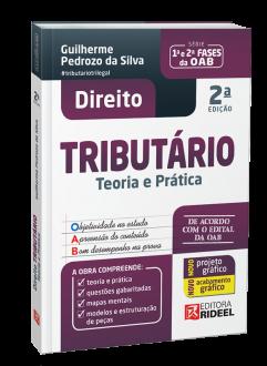 Imagem - Direito Tributário - Teoria e Prática - 2ª edição cód: 9788533955233