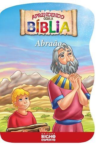 Imagem - Aprendendo com a Bíblia - Abraão - 9788533922167