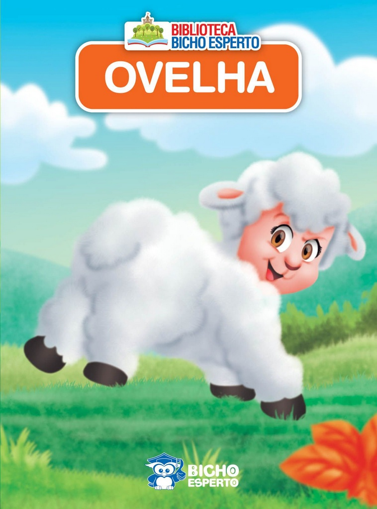 Imagem - Biblioteca Animais - Ovelha - 9788533943049