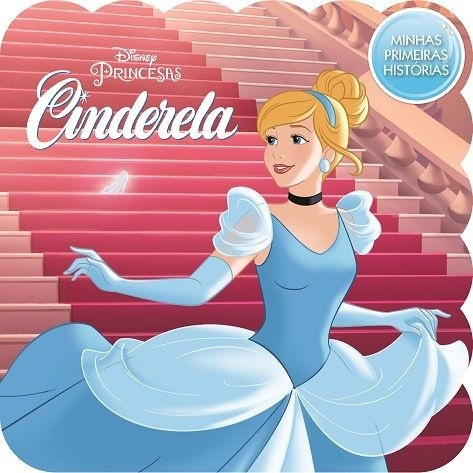 Imagem - Minhas Primeiras Histórias Disney - Cinderela  cód: 9788533938670