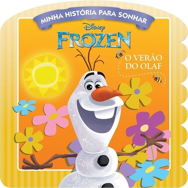 Imagem - Minha História para Sonhar - O Verão de Olaf - 9788533938328