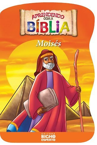 Imagem - Aprendendo com a Bíblia - Moisés cód: 9788533922181