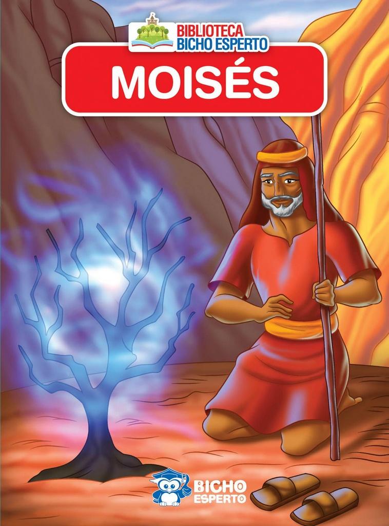 Imagem - Biblioteca Biblica - Moisés - 9788533943186