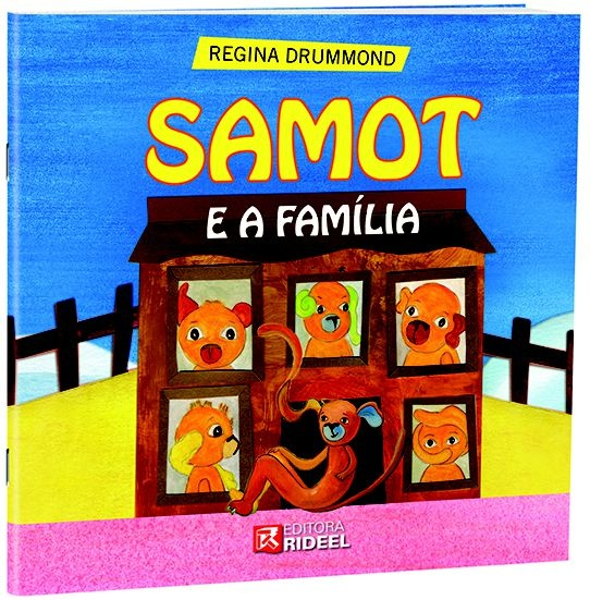 Imagem - Samot - Samot e a Família cód: 9788533919976