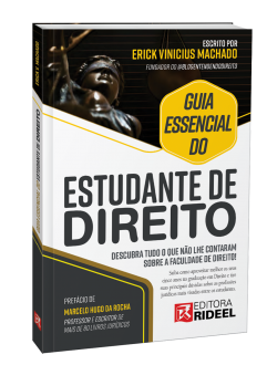 Imagem - Guia Essencial do Estudante de Direito cód: 9786557380918