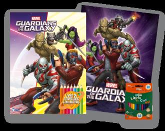 Imagem - Kit Diversão Marvel - Guardiões da Galáxia cód: 9788533957404