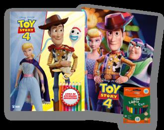 Imagem - Kit Diversão Disney – Toy Story 4 - 9788533957367