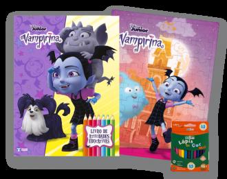 Imagem - Kit Diversão Disney - Vampirina - 9788533957381